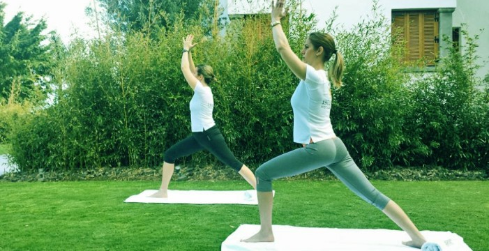 Santa Cruz de Tenerife celebra el Día Internacional del Yoga junto a 170 países
