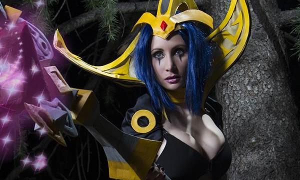 """Morgana: """"Toda mi personalidad va impresa  en cada 'cosplay' que hago"""""""