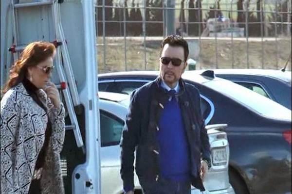 Ortega Cano sale de la cárcel. | EP