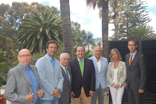Jurado de los premios de Turismo. / CEDIDA