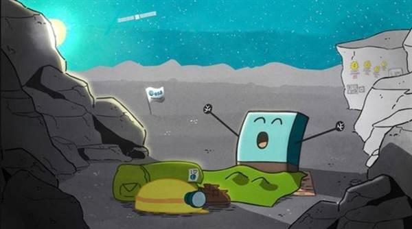Ilustración de Philae.   ESA