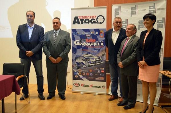 Una imagen de la presentación oficial de la prueba celebrada en el SIEC de San Isidro. / DA