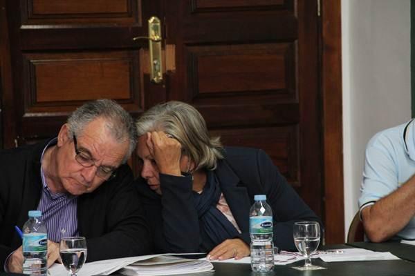 Ricardo Moreno y Josefa Clemente han renunciado al acta de concejal. | DA