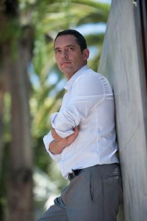 Roberto Elices es concejal del C's en el Ayuntamiento capitalino. | F. P.
