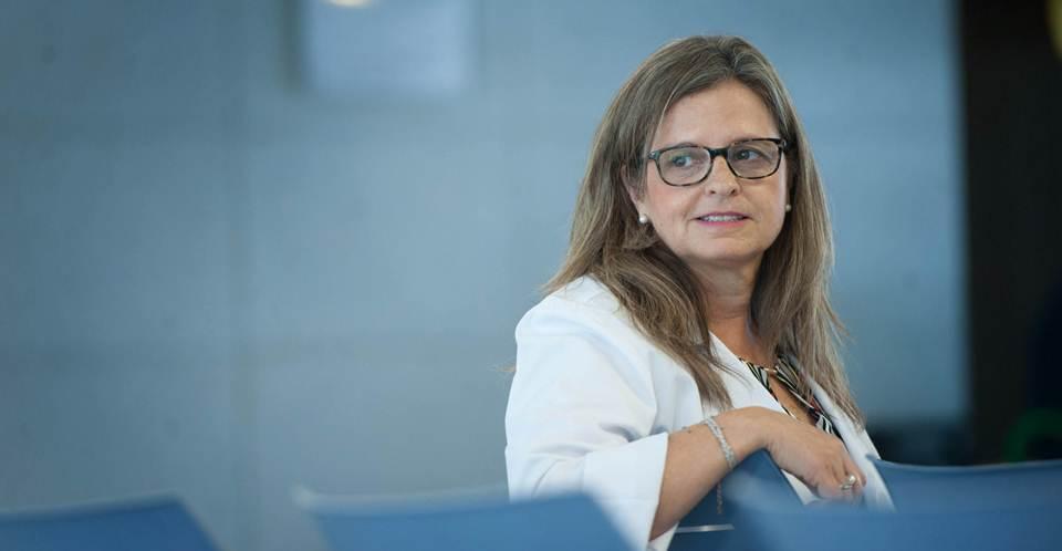 Sagrario Bustamad es la presidenta de la Asociación Canaria de Reumatologí–a. | FRAN PALLERO
