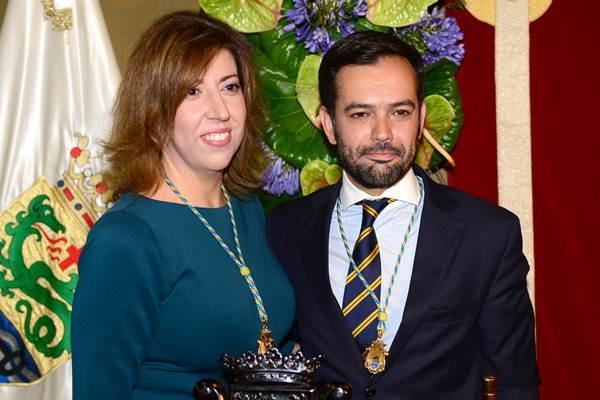 Rodríguez cree que los próximos cuatro años con Afonso en la Alcaldía dan estabilidad al Consistorio. / s.m.
