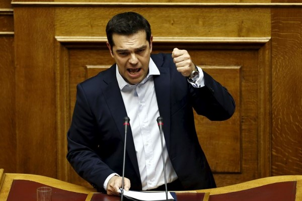 Tsipras. | REUTERS