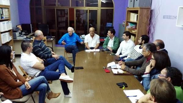 La agrupación socialista de Tacoronte decidió el jueves no pactar con CC. | DA