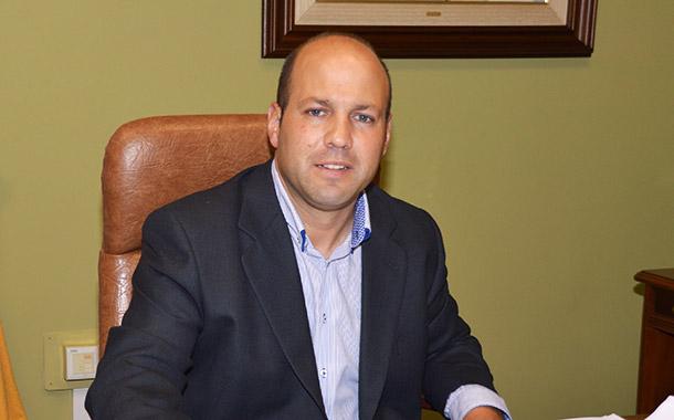 Antonio Hernández, alcalde de La Guancha