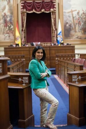 """""""Hay que consultar a la ciudadanía en asuntos de trascendencia"""". / FRAN PALLERO"""