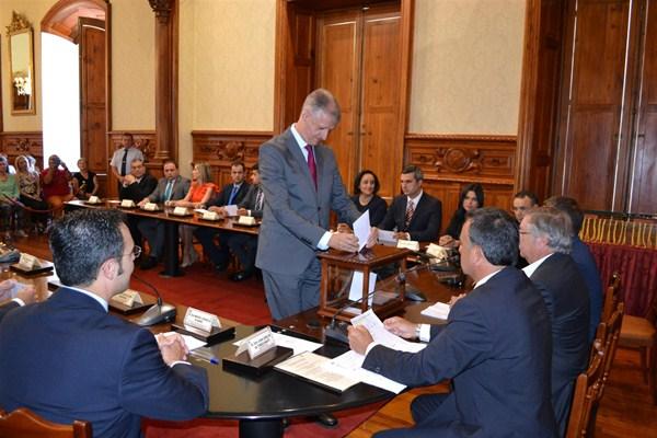 Francisco Linares será otra vez el alcalde villero. / DA