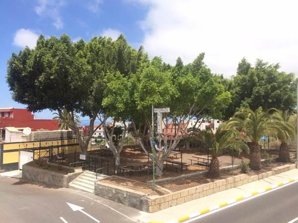 El parque será remodelado con cargo a los presupuestos municipales. | DA