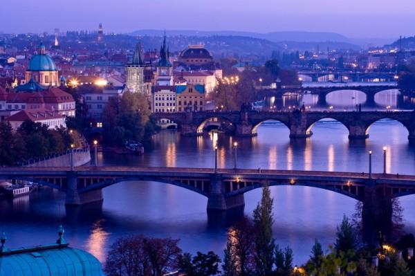 Puentes de Praga. | DA