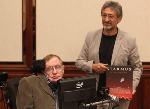 Hawking, el año pasado, en el Starmust. | EP