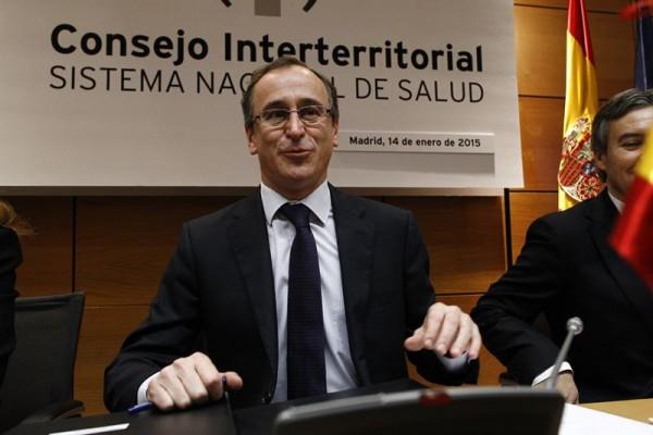 Alfonso Alonso. | EP