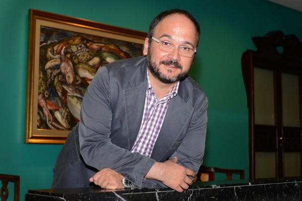 José Antonio Valbuena, consejero insular de Sostenibilidad, Medio Ambiente, Aguas y Seguridad. / S. MÉNDEZ