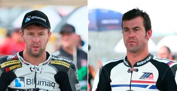 Mueren en Laguna Seca los pilotos españoles Bernat Martínez y Daniel Rivas