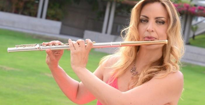 """Sara Andon: """"La música es mucha más que un sonido"""""""