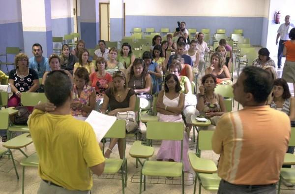Las oposiciones al Cuerpo de Maestros de la comunidad continúan generando controversia. / DA