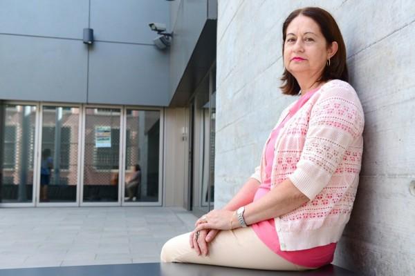 María Dolores Berriel, presidenta del Consejo Escolar de Canarias. / SERGIO MÉNDEZ