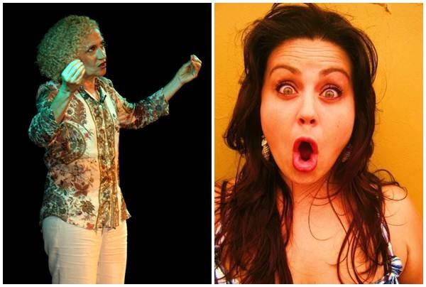 Elena Castillo y Silvia Torrens se suben el viernes al escenario del festival sauzalero. | DA