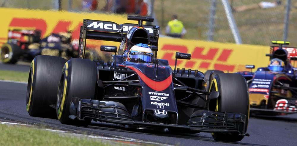 Fernando Alonso. | REUTERS
