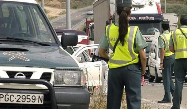 Imagen de archivo de una guardia civil. | DA