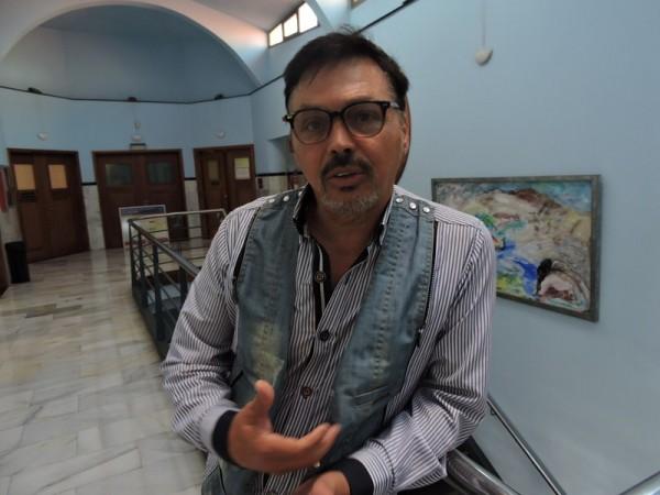 Juan Carlos Armas, primer teniente de Alcalde y edil de Turismo y Fiestas  de  Candelaria. / NORCHI
