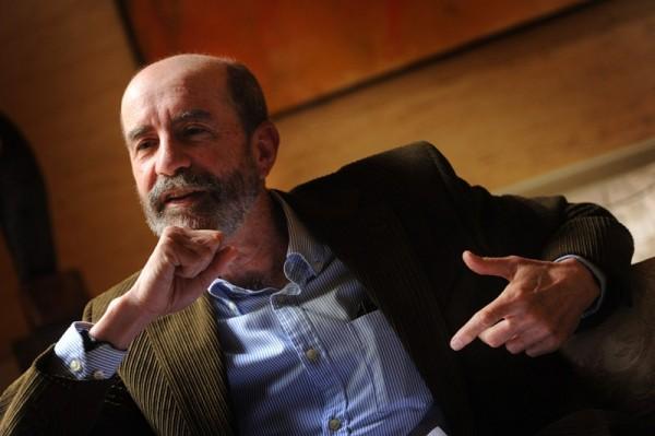 Santiago Pérez, cabeza de lista de XTF-NC. / FRAN PALLERO