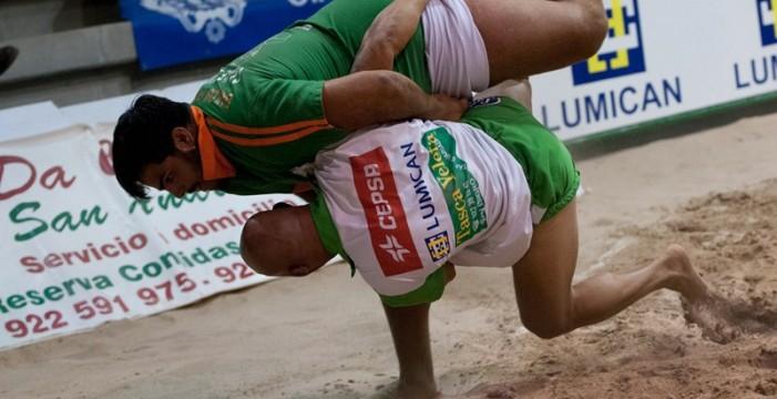 Saladar de Jandía y Rosario de Fuerteventura derrotan a Campitos y Guamasa