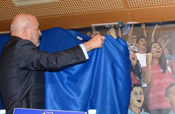 Miguel Concepción desvelará mañana los detalles de la nueva campaña de abonos del representativo.   S. M.