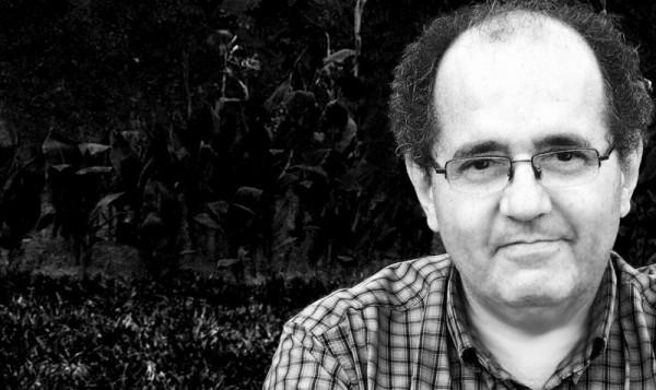 Antonio López Ortega ha estado estas últimas semanas de viaje por las Islas. / DA