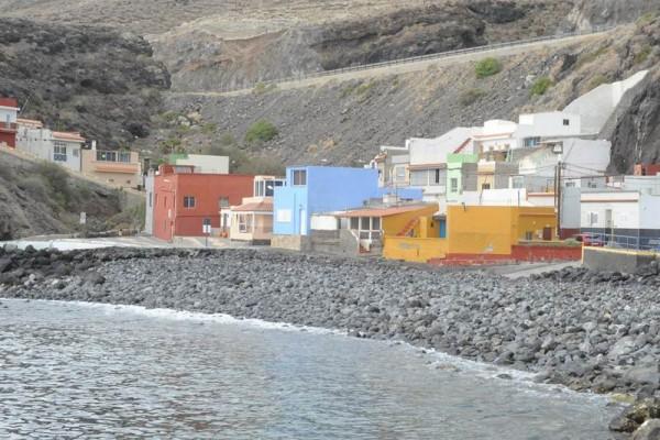 Santa Lucia-Los Barrancos, uno de los barrios afectados. | NORCHI