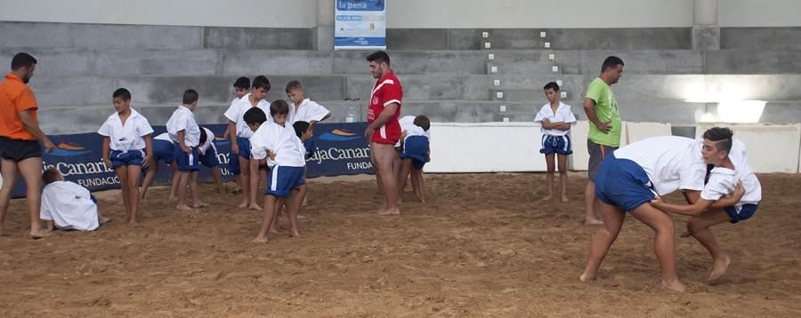 VI Campus de Lucha Canaria 2
