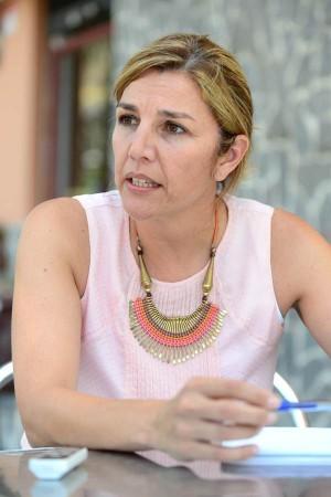 Yolanda Moliné es concejal de Patrimonio Histórico, Consumo y responsable del Distrito Salud-La Salle. | S. M.