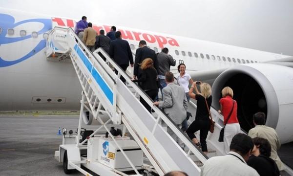 Fomento investiga a Air Europa por posible fraude con las subvenciones de transporte de residentes