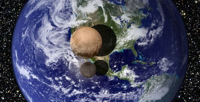 La nave New Horizons descubre que Plutón es más grande de lo pensado