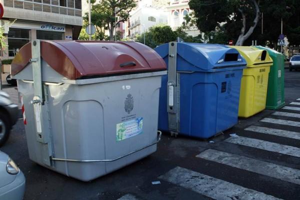 La capital ofrece separación y tratamiento de todo tipo de residuos en la actualidad.   DA
