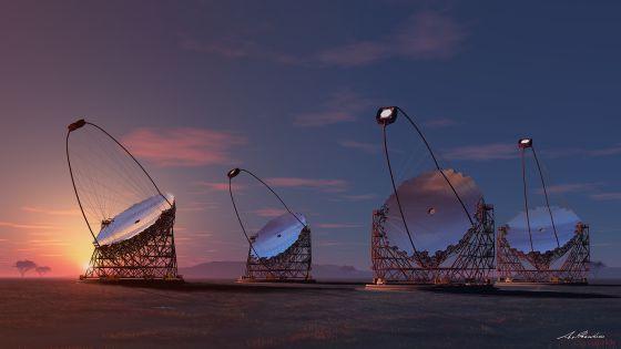 Diseño de los telescopios de la red CTA. | IEEEC