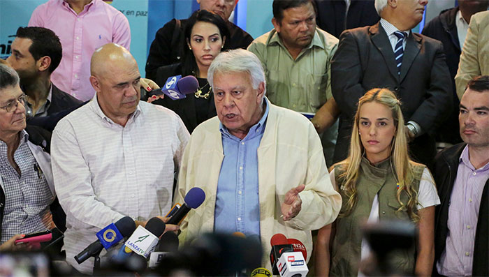 FELIPE GONZÁLEZ VENEZUELA