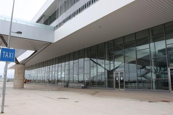 Aeropuerto de Ciudad Real. / EP