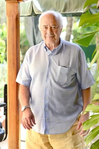 Richardo Melchior. / SERGIO MÉNDEZ