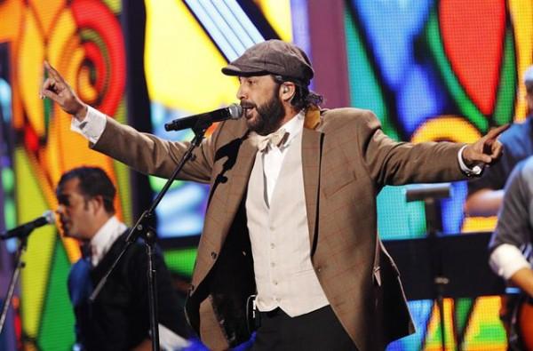 El artista dominicano inicia el viernes en Madrid su gira española. / DA
