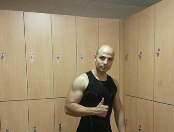Sergio Morate, una foto de su perfil en Facebook. / DA