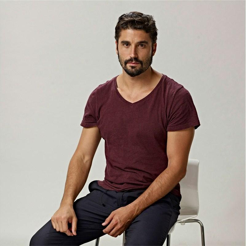 El actor tinerfeño Álex García. / SERGIO PARRA