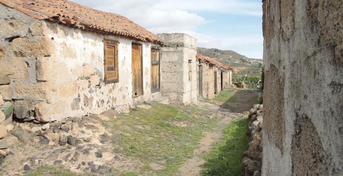 El Caserío sobre la Fuente, reflejo de la vida rural de las medianías