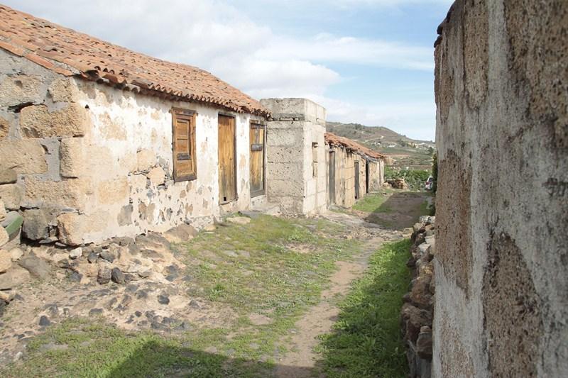 El Caserío sobre la Fuente está ubicado al este del casco urbano de Granadilla. / DA