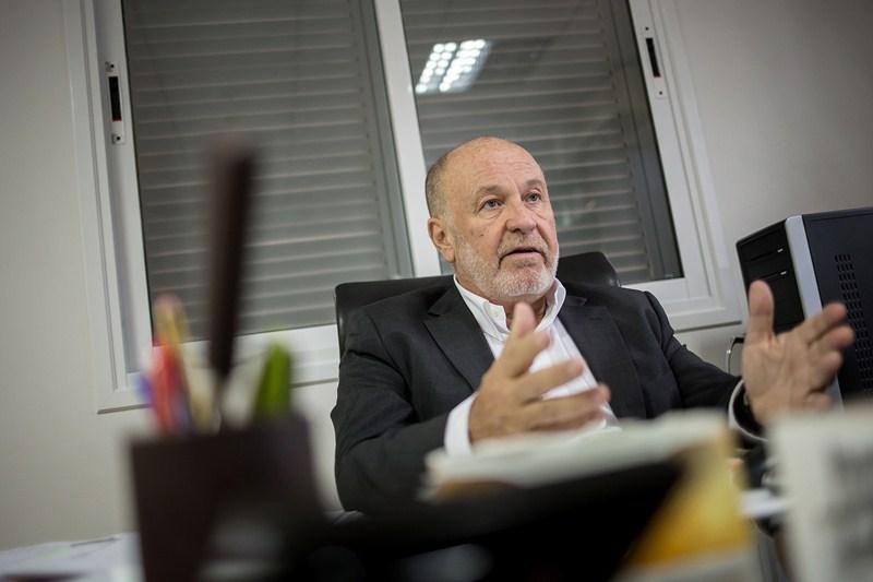 Aurelio González, viceconsejero de Cultura del Gobierno de Canarias. / ANDRÉS GUTIÉRREZ
