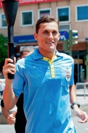 Carlos Jhonatan González. | FIFLP