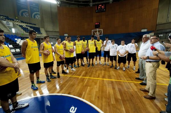 Los aurinegros afrontarán un nuevo curso en ACB| FRAN PALLERO